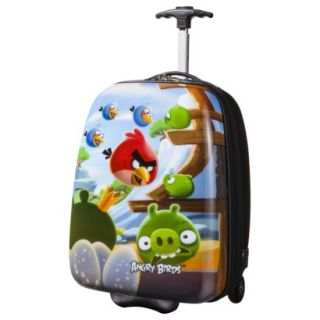 Angry Birds Black Angry birds hard shell Luggage