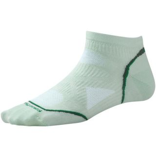 SmartWool 2013 PhD Ultralight Micro Running Socks   Merino Wool (For Women)   LIGHT GREY (L )