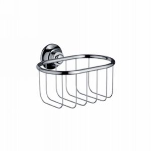 Hansgrohe 42065820 Axor Montreux Wall Mounted Soap Basket