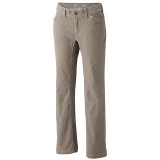 Mountain Hardwear Tunara Pants   Stretch Corduroy (For Women)   KHAKI (8 )