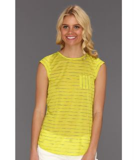 Roxy Outdoor Reach Tee Womens T Shirt (Yellow)