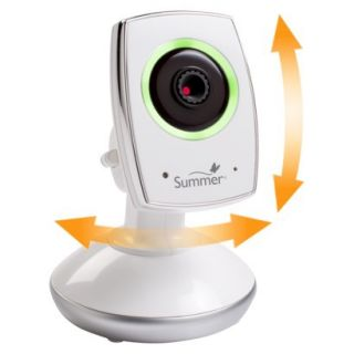 Summer Infant Baby Link Wi Fi Internet Camera Baby Monitor   Smartphone