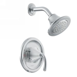 Moen TS2142EP Icon Posi Temp Single Handle Shower Trim, without Valve