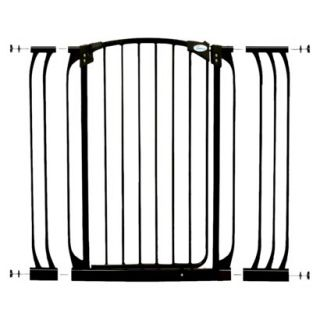 Dreambaby Chelsea Tall Swing Close Gate Combo   Black
