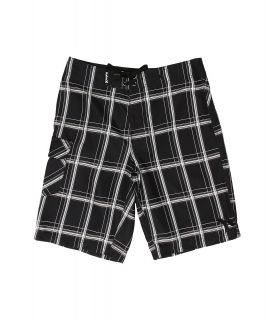 Hurley Kids Puerto Rico Boys Swimwear (Black)