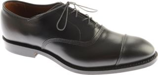 Mens Allen Edmonds Park Avenue   Black Lace Up Shoes