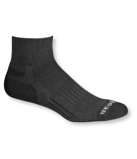 Mens All Sport Socks, Midweight Quarter Crew