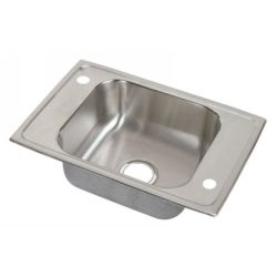 Elkay CDKAD2517 Celebrity ADA Compliant Single Bowl Classroom Sink