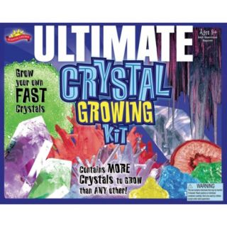 POOF Slinky Scientific Explorer Ultimate Crystal Growing Kit