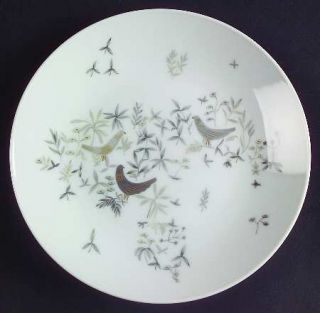 Rosenthal   Continental Birds On Trees Bread & Butter Plate, Fine China Dinnerwa