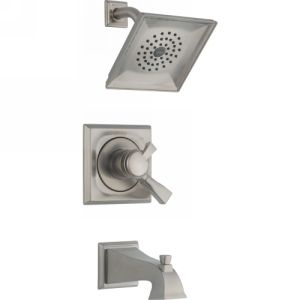 Delta Faucet 174930 SS Dryden Delta Dryden Monitor(R) 17 Series Tub And Shower
