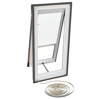 Velux RMH C06 1028 Skylight Blind, Electric Powered Light Filtering for Velux VSE C06 Models White
