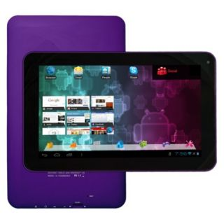 Visual Land Connect 9 Android Tablet (VL 109 8GB PRP) with 8GB Internal
