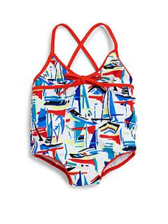 Toddlers & Little Girls Bathing Suit