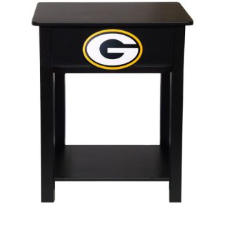 Fan Creations NFL End Table N0533  NFL Team Green Bay Packers