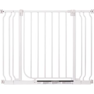 North States Easy Close Metal Pet Gate with 2 Extensions, Model# 4910S