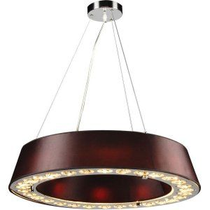 PLC Lighting PLC 73099 BLACK Veranda 8 Light Pendant Veranda Collection