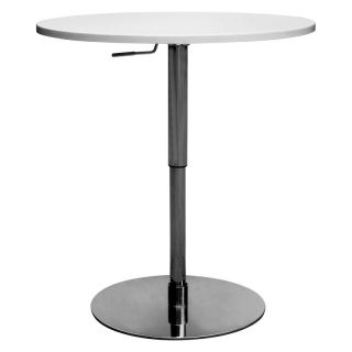Chintaly John Adjustable Height Pub Table Multicolor   JOHN PUB