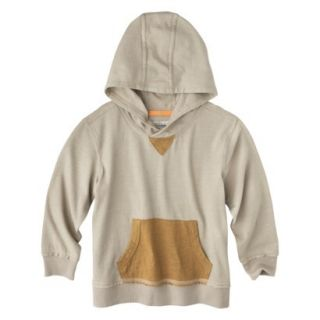 Genuine Kids from OshKosh Infant Toddler Boys Sweatshirt   Khaki 4T