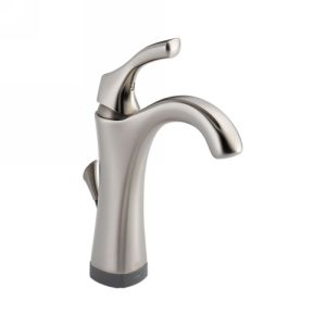 Delta Faucet 592T SS DST Addison Single Handle Lavatory Faucet with Touch2O.xt