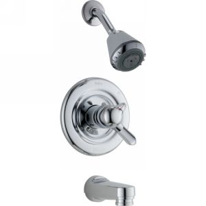 Delta Faucet 1748 74 Other Core Delta Classic Monitor(R) 17 Series Tub And Show