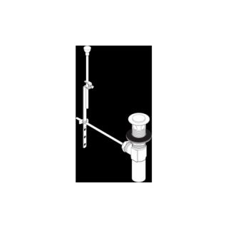 Delta Faucet RP5651RB Universal Metal Lavatory Drain Assembly