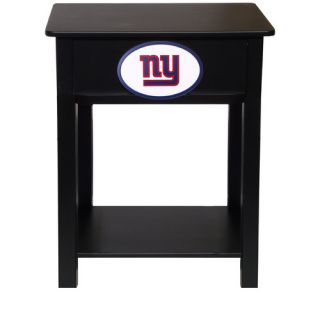 Fan Creations NFL End Table N0533  NFL Team New York Giants
