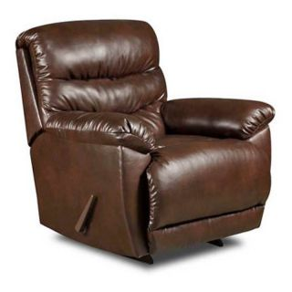 American Furniture Tonto Faux Leather Recliner Multicolor   9030 5121