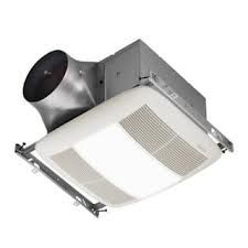 Nutone XN80L Bathroom Fan, 80 CFM Single Speed ULTRA X1 Series w/Light amp; Energy Star Rated for 6 Duct