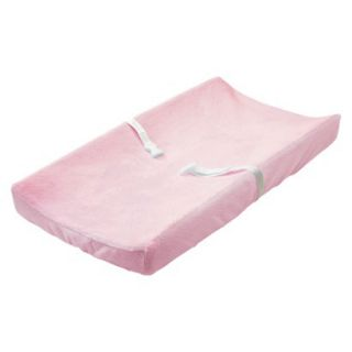 2 Pack Ultra Plush Change Pad Cover 2pk   Pink