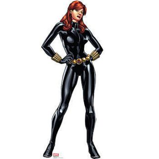 Black Widow Avengers Assemble Standee