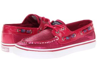 Sperry Top Sider Kids Bahama Girls Shoes (Pink)