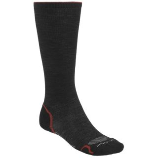 SmartWool PhD Graduated Compression Socks   Merino Wool (For Men and Women)   SILVER/ROYAL (S )