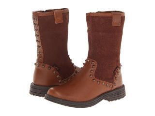 Umi Kids Abbie Girls Shoes (Brown)