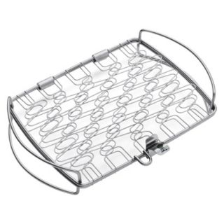 Weber Stainless Steel Fish Basket   Small
