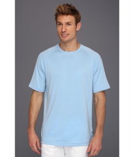 Tommy Bahama All Square Tee Mens T Shirt (Blue)