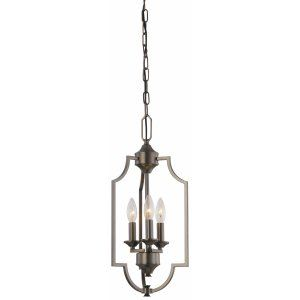 Thomas Lighting THO SL892615 Chiave Chandelier 3x60W 120