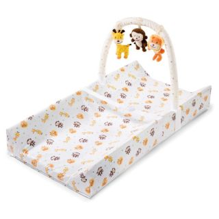 Summer Infant Safari Fun Change N Play Changing Pad With Toybar