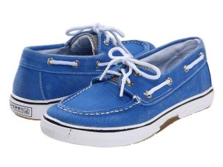 Sperry Top Sider Kids Halyard Boys Shoes (Blue)