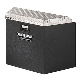 Tradesman Steel Trailer Tongue Box with Rhino Lining Multicolor