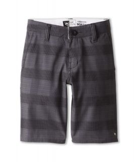 Rip Curl Kids Mirage Declassified Boardwalk Short Boys Shorts (Black)