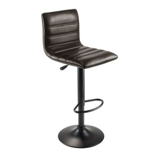 Winsome Holly Air Lift 23.82 Adjustable Bar Stool 93443