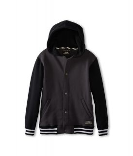 Vans Kids University Hoodie Boys Fleece (Black)