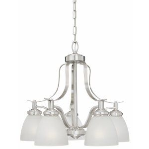 Thomas Lighting THO SL813578 Hampshire Chandelier 5x