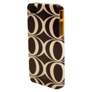 Hard Candy Cases Print Series Case for Apple iPhone4/4S   O Case (PRT4S O)