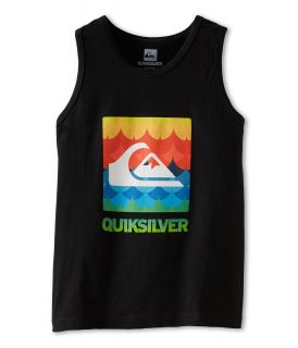 Quiksilver Kids Charade Tank Boys Sleeveless (Black)