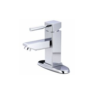 Elements of Design ES8441DL NuVo Centerset or Single Hole Lavatory Faucet