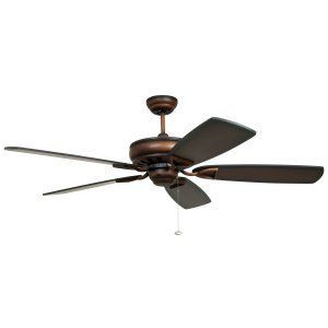 Ellington Fans ELF SUA56BCW5 Supreme Air 56 Ceiling Fan