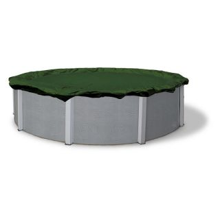 Dirt Defender 12 Year Round Above Ground Winter Pool Cover Multicolor   BWC800