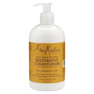 SheaMoisture Raw Shea Butter Restorative Conditioner   13 fl oz